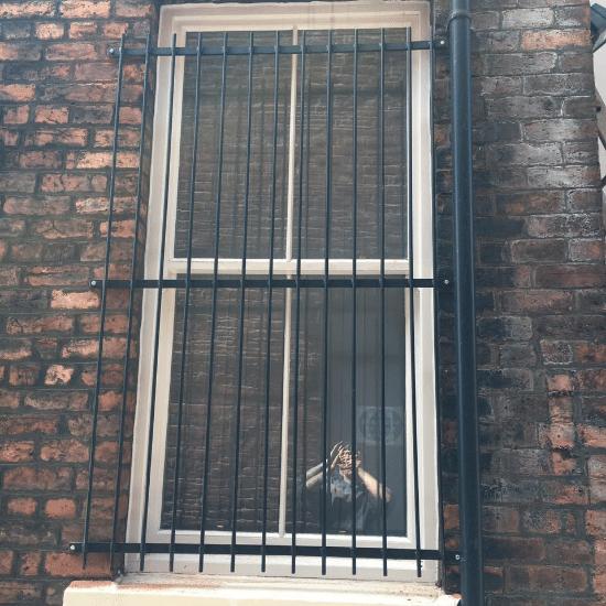 secure window